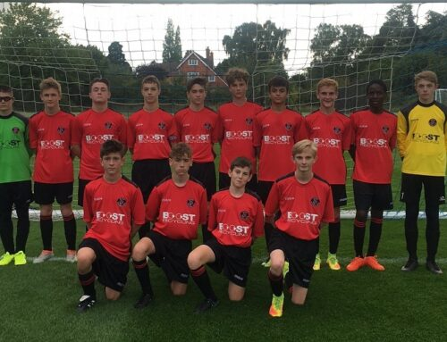 Under 15's through in the EJA League Cup