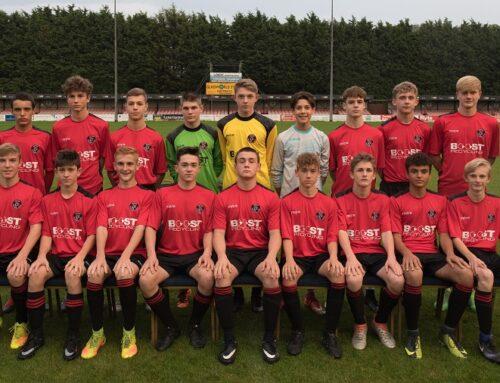 U15's through in Midweek Cup