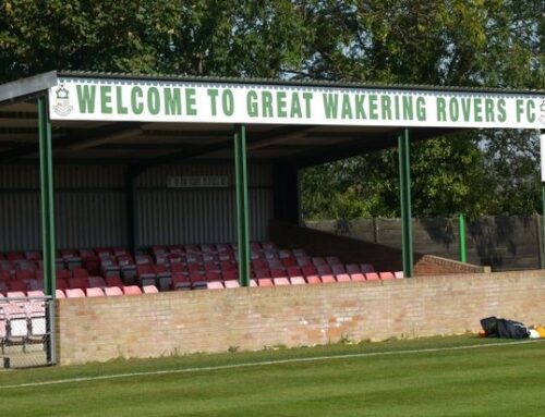 Next Game: Great Wakering v Histon