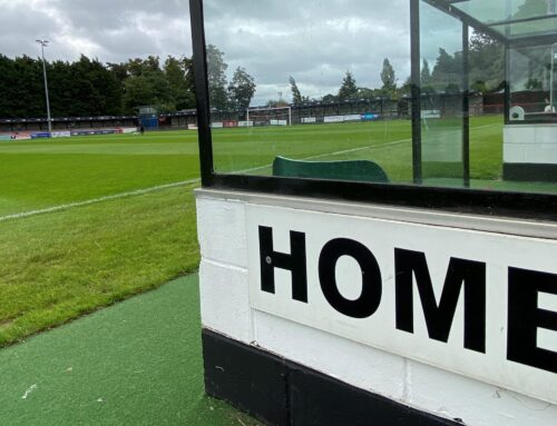 Next Game: Histon v Soham Town Rangers